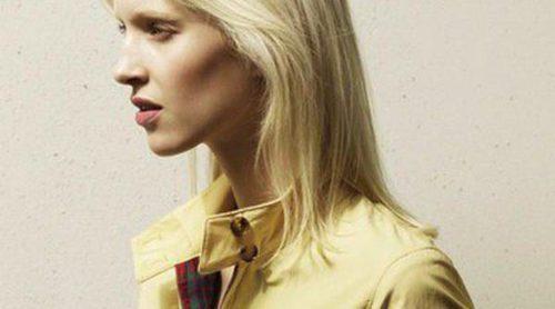 La firma británica Baracuta lanza su emblemática chaqueta 'G9' para mujer