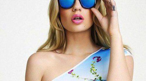 Iggy Azalea, imagen de Revolve Clothing, presume de curvas en su nueva campaña