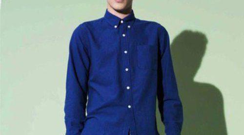 Closed elige el tejido denim y el color azul como protagonistas de su colección primavera/verano 2014 de hombre