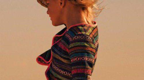IKKS propone el estampado étnico y los colores flúor para su colección infantil primavera/verano 2014