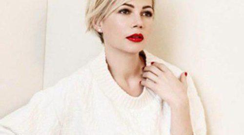 Michelle Williams, sinónimo de elegancia y estilo en la nueva campaña de Louis Vuitton