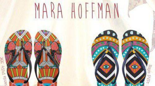 Havainas y Mara Hoffman se unen para crear una colorida colección de inspiración india