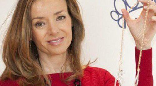 Miriam de Ungría presenta por primera vez su colección de joyas en Madrid
