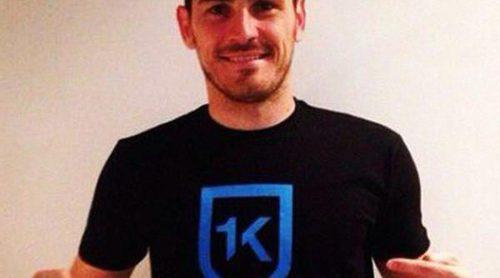 Iker Casillas crea '1K', su primera marca de ropa con fines benéficos