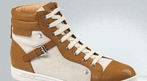 Longchamp apuesta por el zapato plano en su colección para primavera 2014