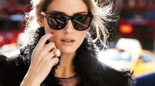 Olivia Palermo diseña una línea de gafas de sol para la firma Westward