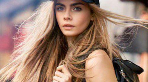 Cara Delevingne diseña una colección cápsula para DKNY, firma de la que es embajadora