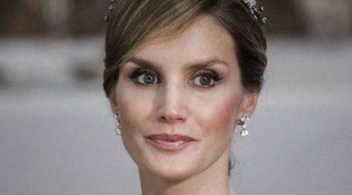 ¿Qué vestido lucirá la Princesa Letizia el día que se convierta en Reina?