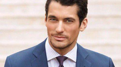 El modelo David Gandy diseñará una colección de ropa interior para Marks & Spencer