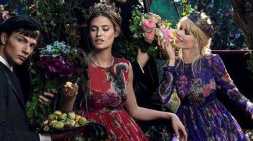Dolce & Gabbana se inspira en 'Juego de Tronos' para su nueva campaña otoño/invierno 2014