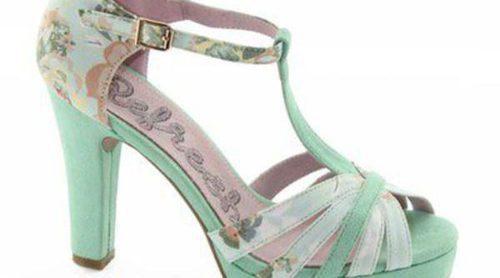 Refresh apuesta por los botines camperos y las sandalias de cuña para este verano 2014