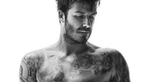 David Beckham, cuerpo de infarto en las nuevas imágenes de la campaña para H&M