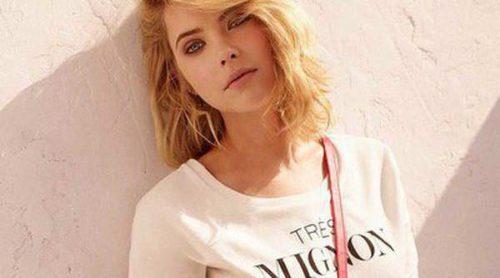 La 'pequeña mentirosa' Ashley Benson protagoniza la nueva campaña de la línea Divided de H&M