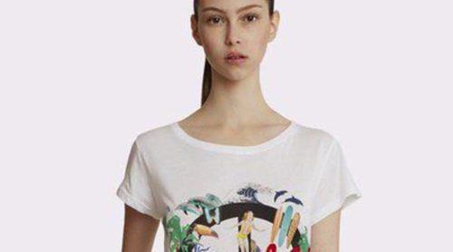 Lebor Gabala se apunta a la moda tropical para lanzar su colección de verano 2014