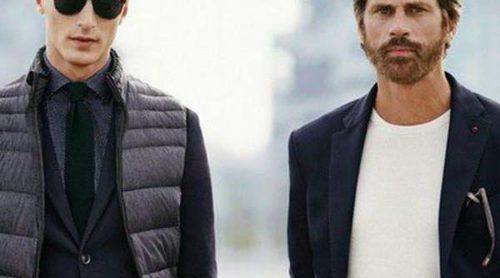 Mark Vanderloo y Clément Chabernaud, protagonistas en la campaña otoño/invierno 2014 de Mango