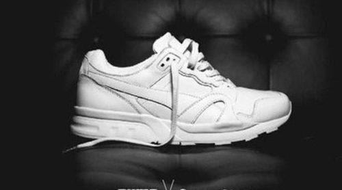 Puma colabora con el diseñador Ronnie Fieg y juntos lanzan las zapatillas 'Achromatic'