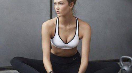 Karlie Kloss se convierte en la perfecta embajadora de Nike