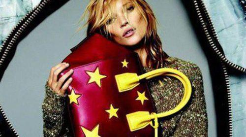 Kate Moss repite como imagen de Stella McCartney cinco años después