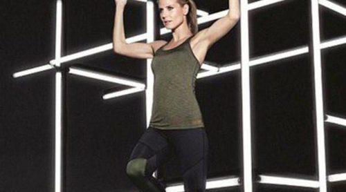 Heidi Klum, más runner que nunca lanza una línea deportiva junto a New Balance