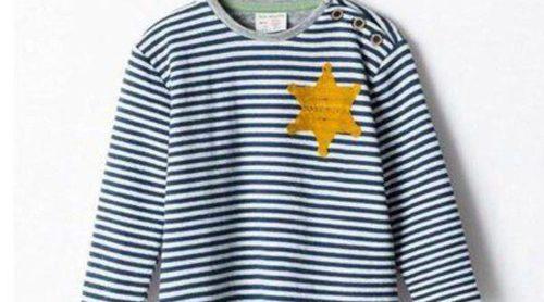 Zara retira una camiseta por considerar que hacía apología del Holocausto nazi