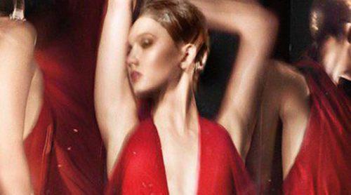 Karlie Kloss 'se multiplica' en la nueva campaña otoño/invierno 2014 de Donna Karan