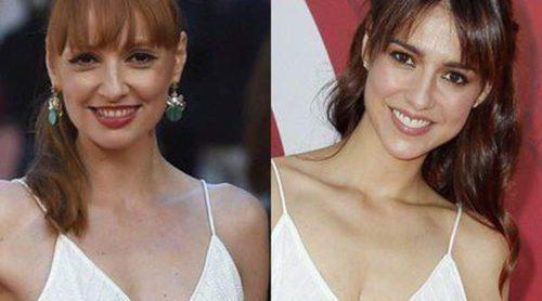 ¿Quién lo lleva mejor? Cristina Castaño y Cristina Brondo lucen el mismo Antik Batik
