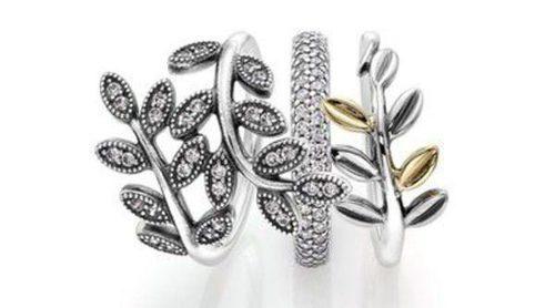 Pandora presenta 'Hojas de Otoño' su colección de joyas para la nueva temporada
