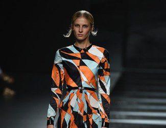 Juanjo Oliva para Elogy apuesta por lo multicolor en Madrid Fashion Week primavera/verano 2015
