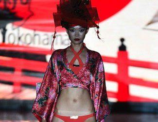 Andrés Sardá te invita a recorrer el mundo en primavera/verano 2015 en Madrid Fashion Week