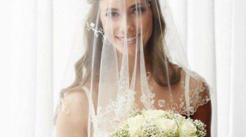 Cómo llevar el velo en tu boda