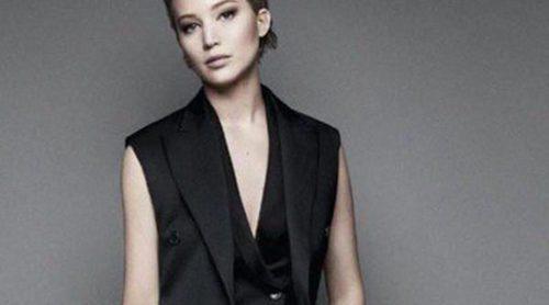 Jennifer Lawrence, embajadora una vez más de los bolsos Miss Dior