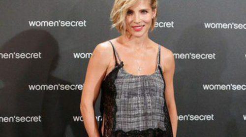 Elsa Pataky, embajadora de la colección limitada 'Dark Seduction' de Women'secret