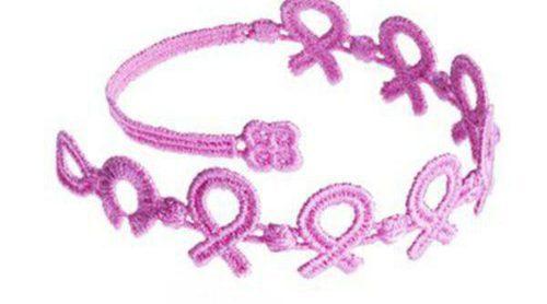 Cruciani C apoya la lucha contra el cáncer de mama y crea la pulsera 'lazo rosa'