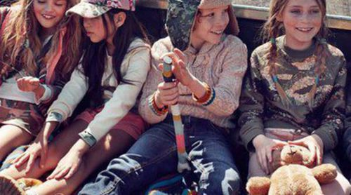 'Mango Baby', la nueva línea infantil de Mango se lanzará el próximo año 2015