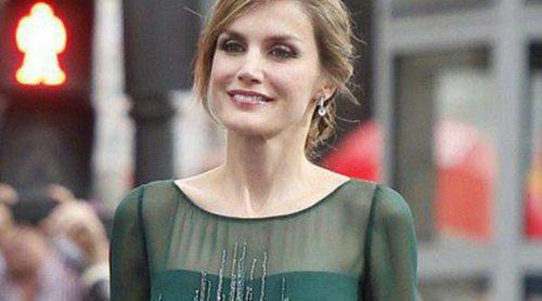 Reina Letizia: repasamos todos sus looks en los Premios Príncipe de Asturias