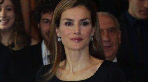La Reina Letizia recicla su armario para los últimos Premios Príncipe de Asturias