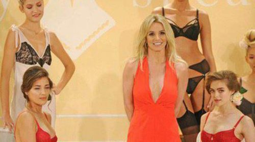 'Intimates Britney Spears' se convierte en los primeros diseños de lencería de Britney Spears