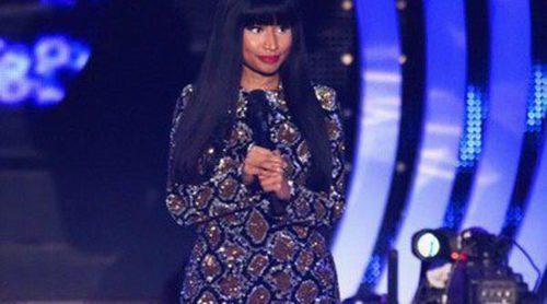 Nicki Minaj, reina del rap y de los looks más atrevidos en los MTV EMA 2014