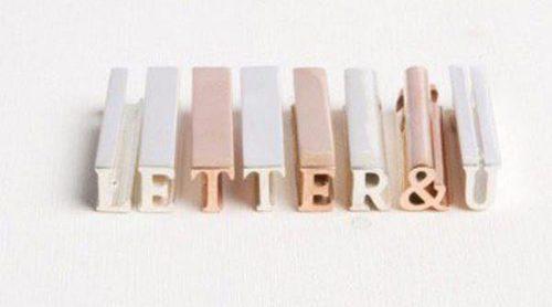 María Ontoso, diseñadora de Letter&U: