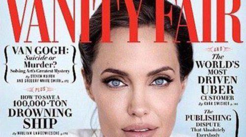 Mario Testino captura la esencia de Angelina Jolie para Vanity Fair