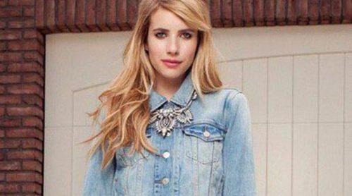 Emma Roberts recrea sus gustos más llamativos en la nueva línea de complementos de BaubleBar