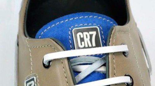 Cristiano Ronaldo regresa al mundo de la moda con una nueva colección de zapatos