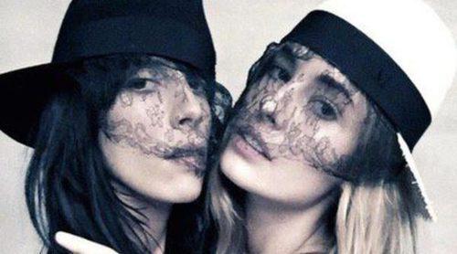 Karl Lagerfeld lanza una colección cápsula con la prestigiosa firma de sombreros Maison Michel