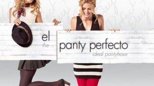 Cristina Tosio luce piernas con el nuevo panty Perfect Day 60 de la firma Janira