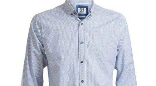 Cristiano Ronaldo continúa su andadura en la moda con una nueva colección de camisas