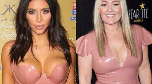 Amaia Montero sigue los pasos de Kim Kardashian y se pasa al vestido de látex