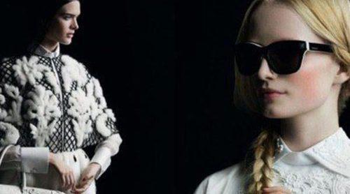 El binomio 'black&white' se apodera de la nueva coleccion otoño/invierno 2014/2015 de Valentino
