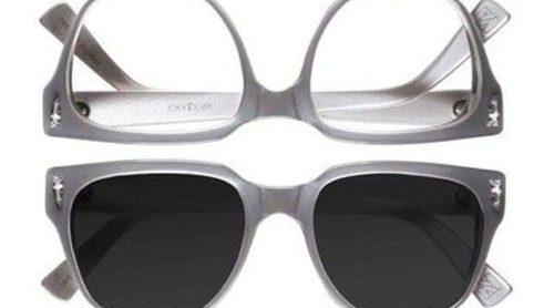 Jason y Karen Kirk colaboran con la firma Transitions en una nueva colección de gafas: 'Vivarium'