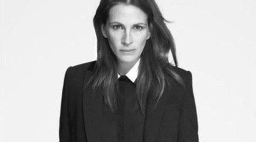 Julia Roberts, clásica y elegante para la firma Givenchy