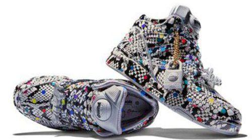 Reebok colabora con la diseñadora Melody Ehsani en una sorprendente versión de la 'Pump Omni Lite'